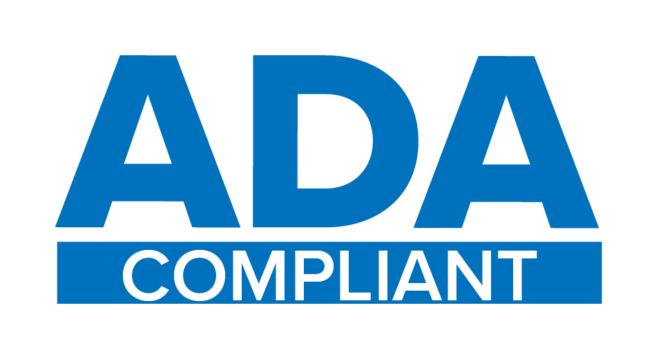 This site complies with ADA requirements